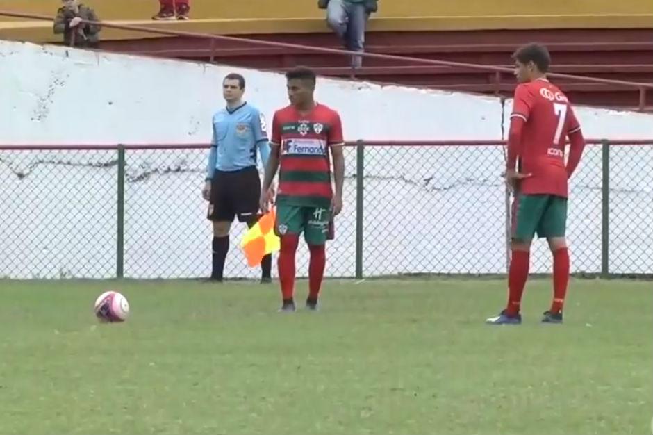 Lusa perde para o Corinthians e liga sinal de alerta no Paulista Sub-20 7ce9c07ecfa89